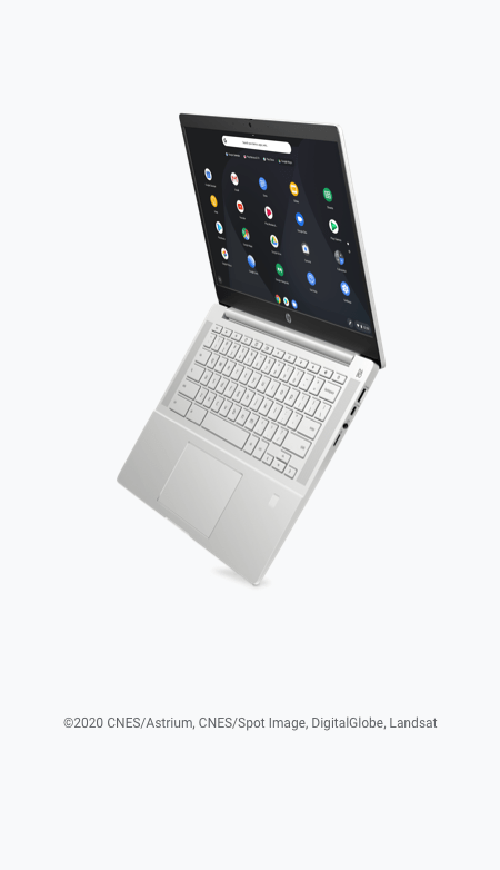 HP Pro c640 Chromebook Enterprise