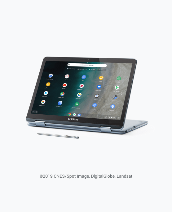 Chromebook Samsung Plus