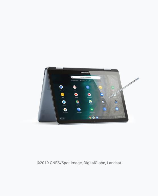 Chromebook Samsung Plus