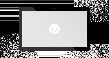 chromebooks para sinalização digital