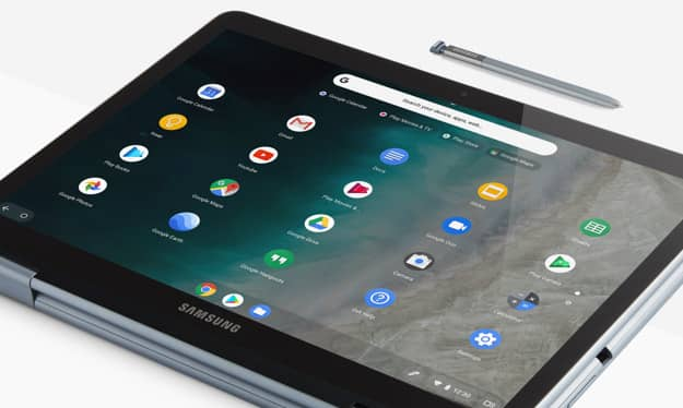 Aanbevolen Chromebooks
