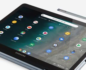 Chromebooks em destaque