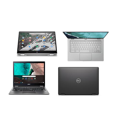 Dispositivos Chrome
