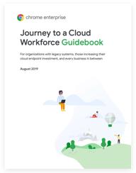 Cloud Workforce Guidebook のカバーページ