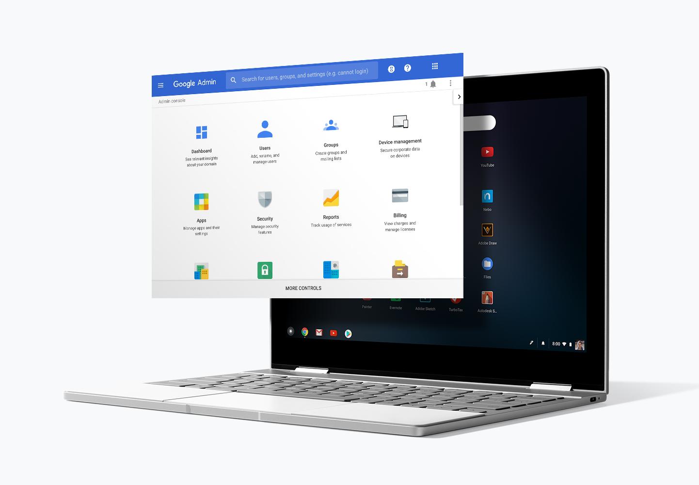 Immagine Chrome Enterprise