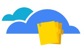 Immagine della collaborazione nel cloud
