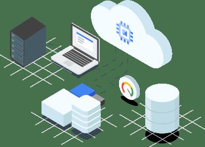 VMescalables de alto rendimiento