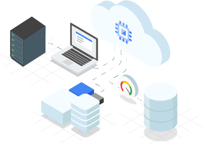 High-performance, scalable VMs