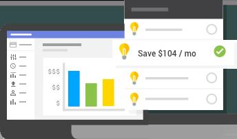 Intelligent insights for smart spending