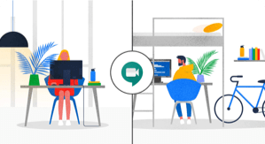 Google Meet supports two million new users each day