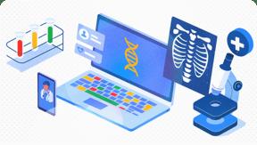 Sağlık hizmetleri ve yaşam bilimleri kuruluşlarını desteklemeye yönelik Healthcare API ve diğer çözümler