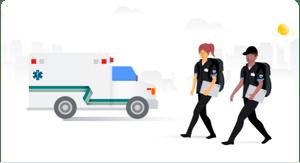 Google Chrome Enterprise'ın Middlesex Health'e hasta önceliklendirme için sunduğu destek