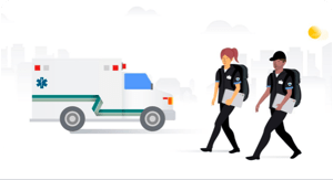 Google Chrome Enterprise 如何協助 Middlesex Health 分辨優先救治的病患