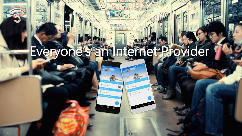 Everyone's an Internet Provider