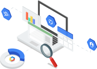 データの検出と管理