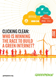 The race to build a green internet