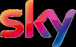 logotipo de Sky