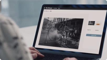 머신러닝을 활용한 혁신 동영상 미리보기 이미지