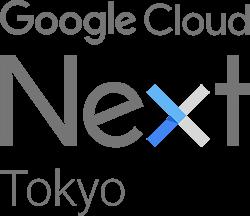 Google Cloud Next Tokyo logo
