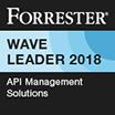 Insignia web de líder de Wave