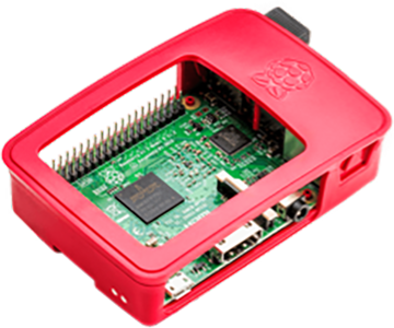 Foto do Raspberry Pi