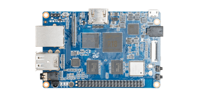 Foto do Banana Pi BPI-M64-R18