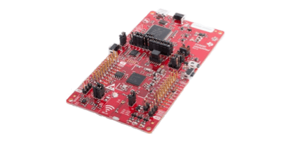 Photo of Mongoose OS starter kit CC3220 board
