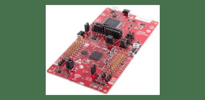 Photo of Mongoose OS starter kit CC3220 board