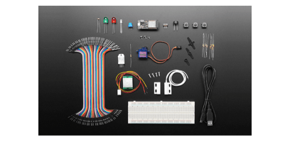 Photo du kit de démarrage du système d'exploitation Mongoose