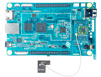 Photo of PINE a64-LTS