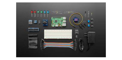 Photo du kit IoT Arm pour Cloud IoTCore