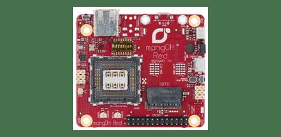 Photo of Sierra Wireless mangOH Red