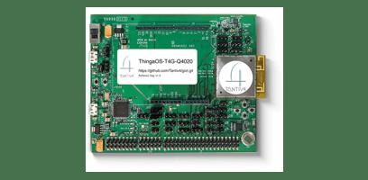 Foto dello starter kit Mongoose OS