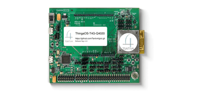 Photo of Mongoose OS starter kit