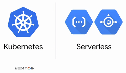 Miniatura del vídeo Kubernetes, Serverless, and You (Cloud Next'18)