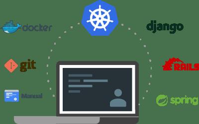 지원되는 개발 패턴의 네트워크