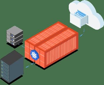 Esegui il deployment di applicazioni containerizzate