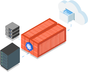 Deploy containerized apps