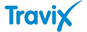Logotipo de Travix