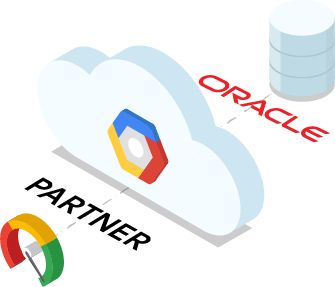 Fully managed service for your oracle image