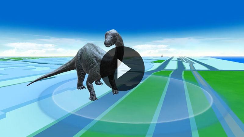 Jurassic World Alive videothumbnail