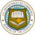 Logo Dinas Sensus Amerika Serikat