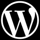 Icône Wordpress