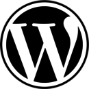 Ícono de WordPress