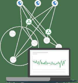 Grafik: Verifizierung und intelligentes Monitoring