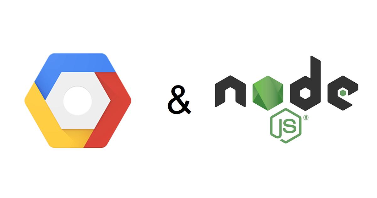 Node JS | Google Cloud