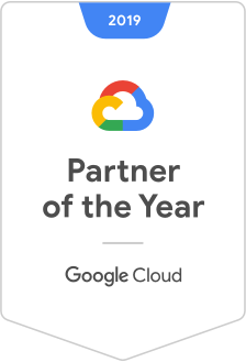 Google cloud partner of the year
