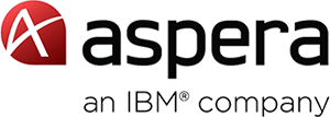 Aspera 로고