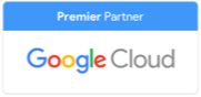 Google Cloud Premier Partner-badge