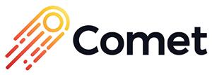 Logotipo da Comet
